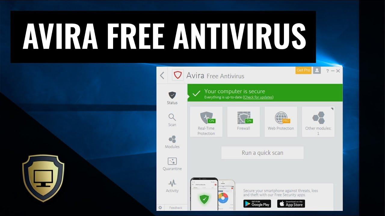 Avira Free Antivirus 2018 | New UI