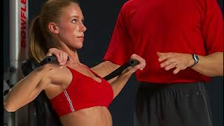 Bowflex Xtreme2 instructional video pt 1
