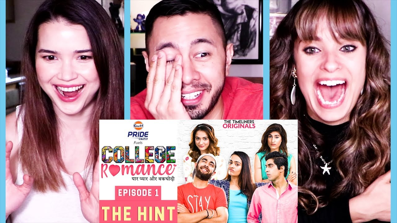 Download The Timeliners | COLLEGE ROMANCE | Episode 1 | Reaction!