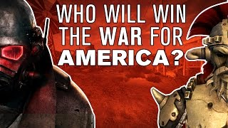 NCR vs Legion - Who will ultimately win America