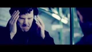 Шерлок BBC 3x1   Получи прямо в нос