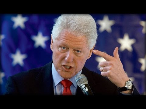 BILL CLINTON SLIPS UP, CONTRADICTS OFFICIAL STATEMENTS REGARDING HILLARY'S HEALTH