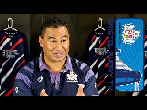 Pat Lam Believes Bristol Rugby Can Inspire The City