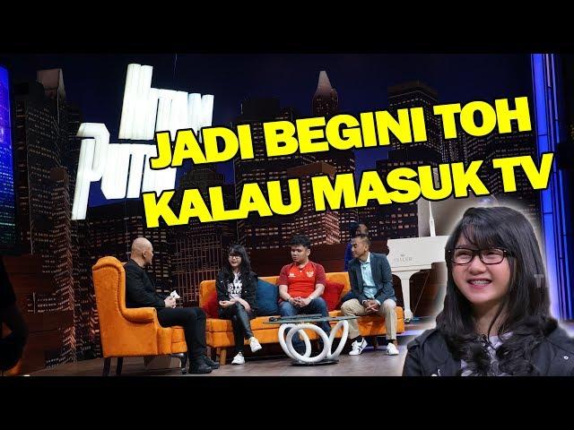 BEHIND THE SCENE, MASOK TV PAK EKO !!!!