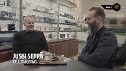 """Suomiräppäreille kelloja myyvä Jussi Seppä: """"Rolex on ylivoimaisesti halutuin"""""""
