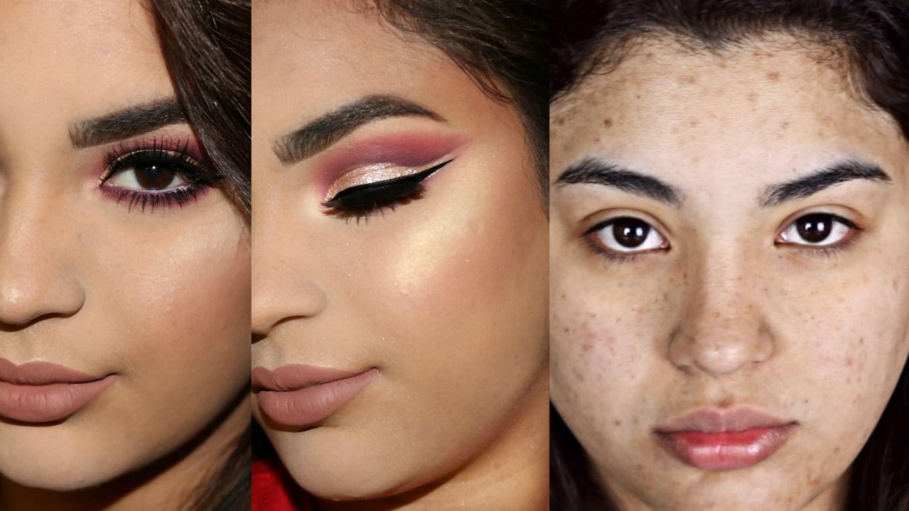 tutorial de maquillaje para cumpleaos paso a paso - Como Maquillarse Paso A Paso