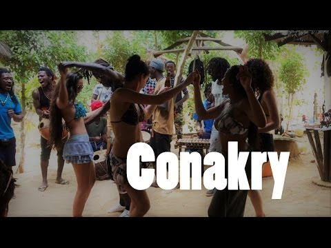 Conakry, Guinea - Our trip to Africa - Happiest country in the world HD