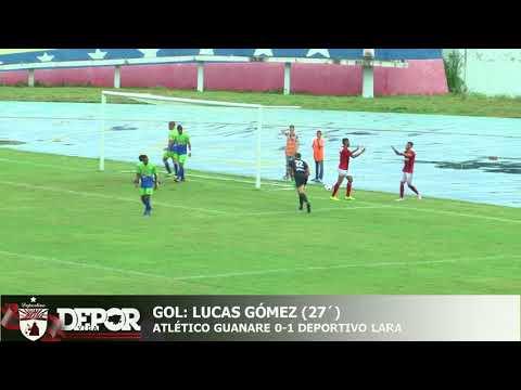 Copa Venezuela   16Avos   IDA   Atlético Guanare 1-2 Deportivo Lara