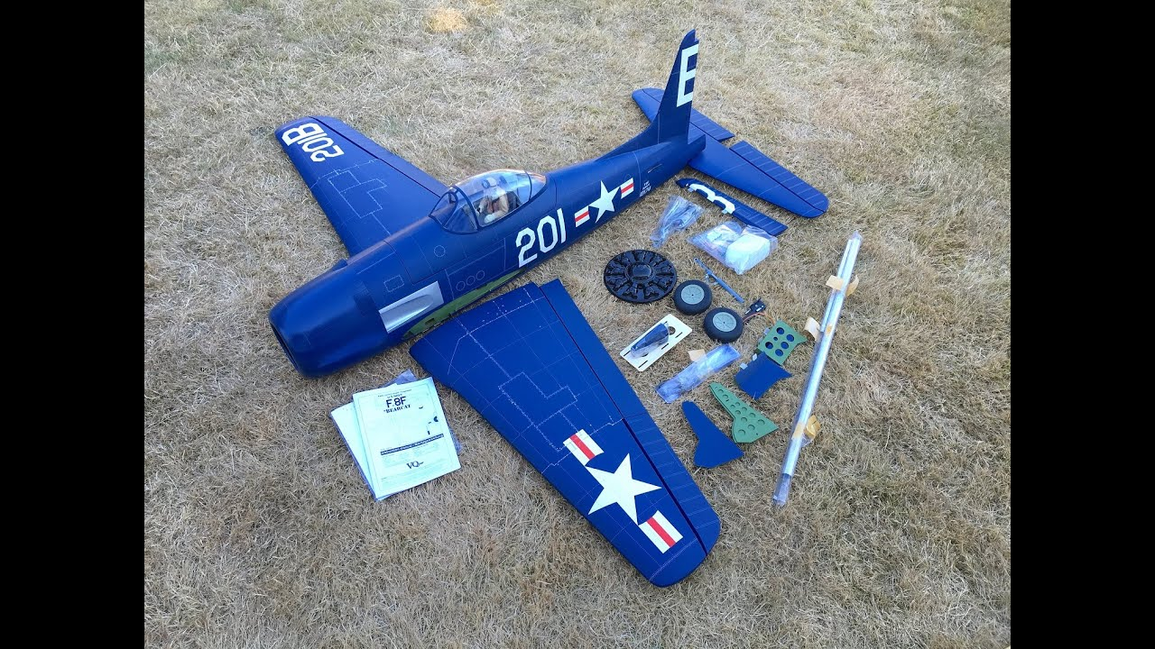 Legend Models VQ NEW F8F Bearcat!! First unboxing!