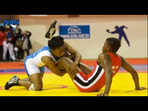 9 countries arrive Nigeria for wrestling championship; Nigerian midfielder signed to Norwegian club
