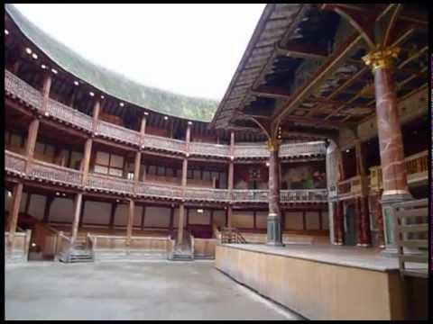 Shakespeare's Globe Theatre, England - YouTube