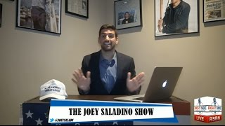 THE JOEY SALADINO SHOW EP.3 - PRE-INAUGURATION SPECIAL
