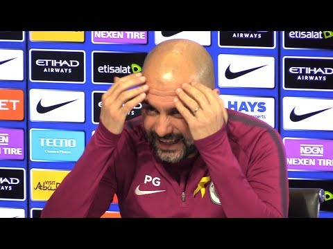 Pep Guardiola Full Pre-Match Press Conference - Arsenal v Manchester City - Carabao Cup Final