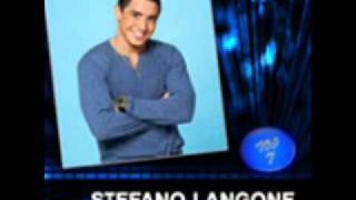 American Idol 10 - Stefano Langone - Closer [Full HQ Studio_Lyrics_DL Link]
