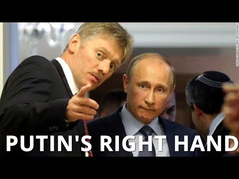 He Spends More Time With Putin Than Anyone - In-Depth with Putin's Right Hand Man Dmitry Peskov