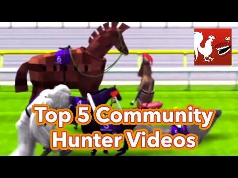 Countdown Top 5 Community Hunter Videos  Rooster Teeth