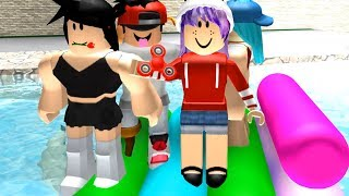 BOYS - GIRLS DANCE CLUB IN ROBLOX - FRANCE FIDGET SPINNER DANS LA PISCINE RADIOJH GAMES - MICROGUARDIAN