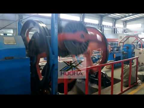 1000-1600 Cradle Type Cable Laying Up Machine