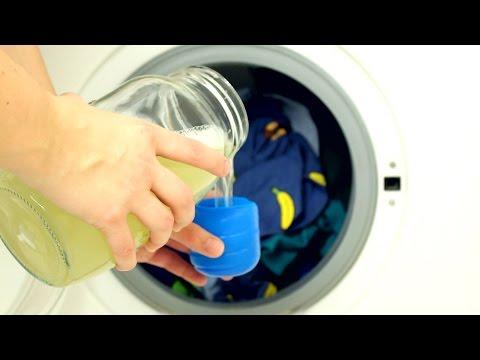 Efeuwaschmittel reinigt dreckige Wäsche mit der Kraft der Natur.