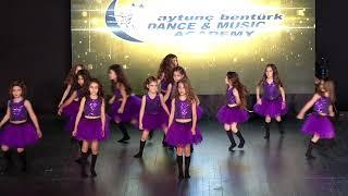 Aytunç Bentürk D.A yıl sonu gösterileri 2017 Kids Modern Jazz 2 . sınıflar Onur Keser