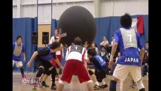 Best moments Kin-Ball Senior M World Cup 2009