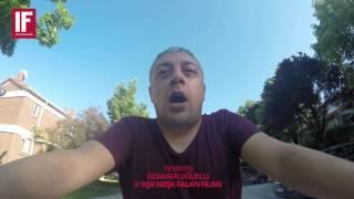 """Ozanser Uğurlu"" ""Aşk Meşk Falan Filan"" 18 Mayıs Çarşamba IF PERFORMANCE Hall Sahnesinde!"