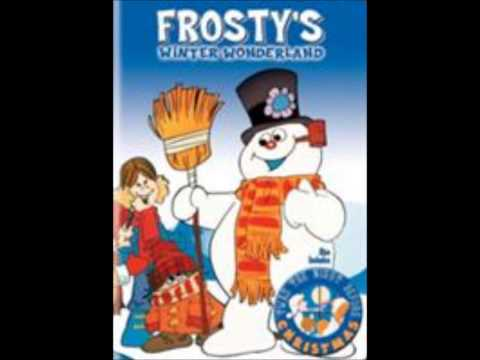 Frosty's winter wonderland, Winter wonderland