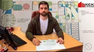 Планирование нового участка. #Проект планировки