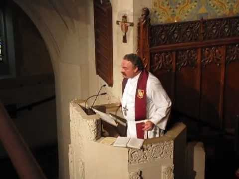 LCMS President Harrison preaches in Detroit