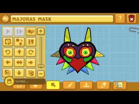 Scribblenauts Unlimited 105 Majora's Mask & Moon in Object Editor