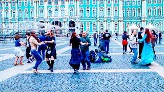 Ирландские танцы на Дворцовой Петербурга(Если Вы любите ирландские танцы - приходите в субботу вечером на Дворцовую Площадь Санкт-Петербурга, здесь..., 2016-06-05T08:35:10.000Z)