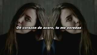 Heart Of Steel - Lykke Li (Español / Lyrics)