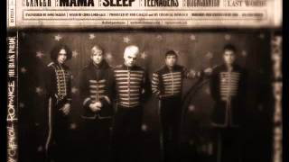 "My Chemical Romance - ""Dead!"" [filtered acapella]"