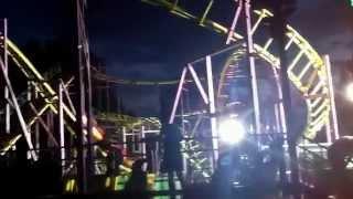 Roller Coaster Belgrade-Zemun