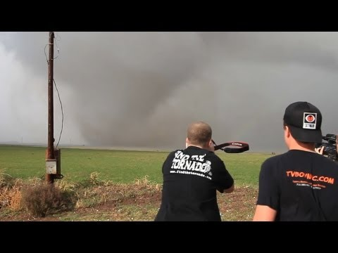 Tornado Chasers Episode