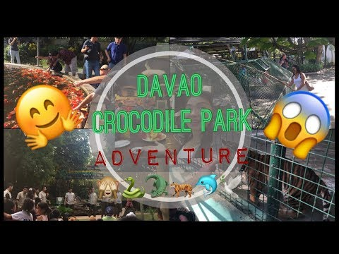 Davao Crocodile Park Adventure 2017 (Filipina-American Vlogs)