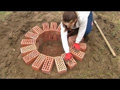 Югорчанам показали, как оборудовать безопасное  и красивое костровище