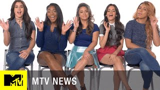 #FallStyle w/ Fifth Harmony | Hiding Dirty Hair | MTV