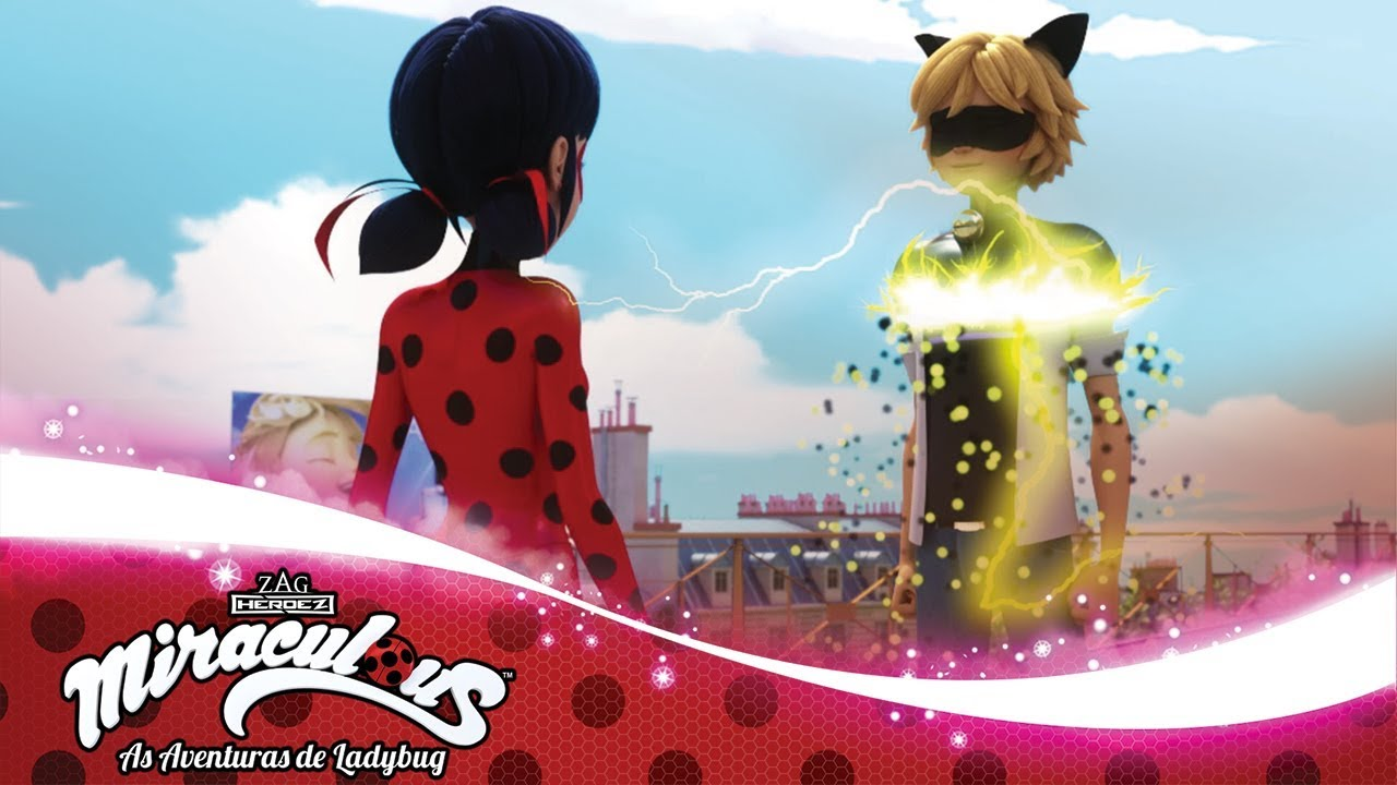 Miraculous Patinador As Aventuras De Ladybug Episodio