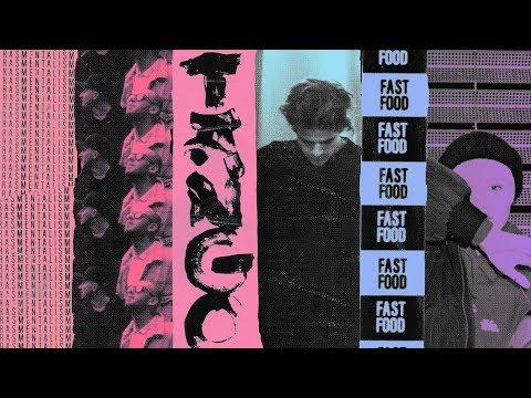 Rasmentalism - Fast food feat. Taco Hemingway, Rosalie.