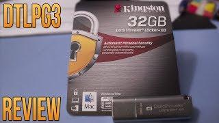 Kingston DataTraveler Locker+ G3 (DTLPG3) Review