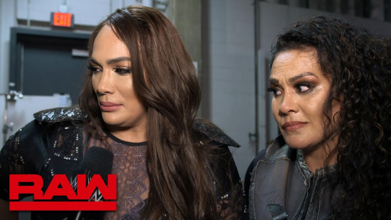 Nia Jax & Tamina have the momentum heading into Elimination Chamber: Raw Exclusive, Feb. 11, 201