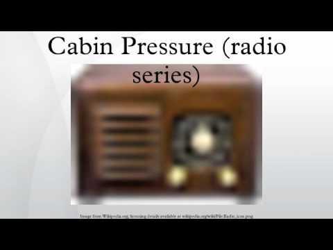 Cabin Pressure (radio series)