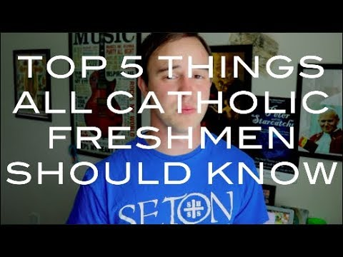 How to stay Catholic in College(Even a Catholic one!)