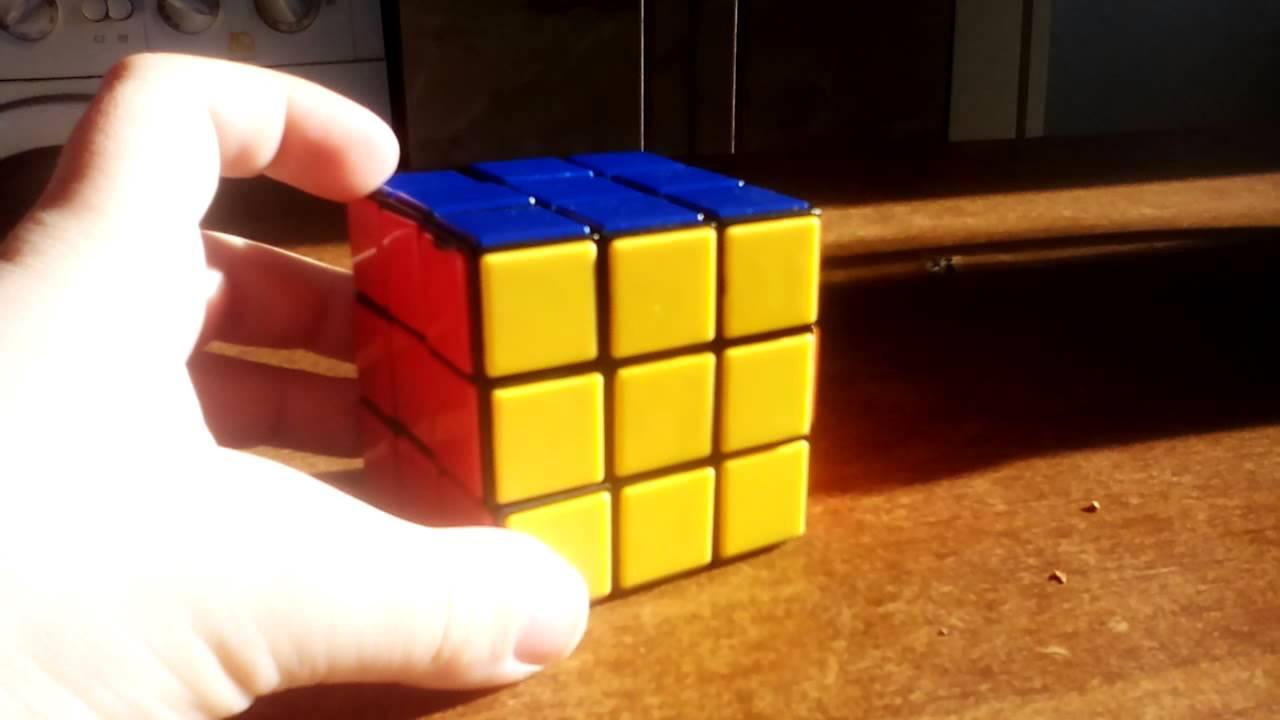 Как разобрать кубик рубика 3х3 схема фото 759
