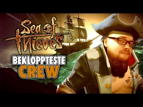 Sea of Thieves - Die bekloppteste Crew sticht in See - Herr Currywurst