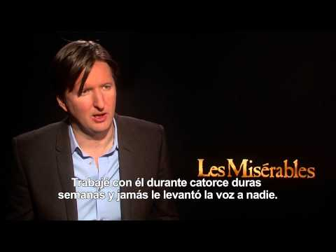 LOS MISERABLES -Entrevista A Tom Hooper