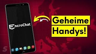 EncroChat: Das WhatsApp der Verbrecher