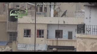 Muhalifler Esad Askerlerinin Barındığı Binayı Patlatıp Çatıştı