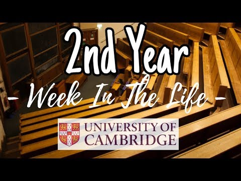 2ND YEAR STARTS NOW | Week In The Life Of A Bad B Cambridge University Student